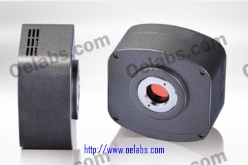 OECC-1.4S - Scientific Fluorescence Cooled CCD Camera
