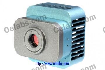 OECC-1.4H - 1.4MP Mono High Sensitivity CCD Microscope Camera