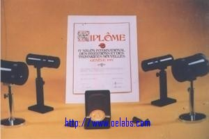 Laser Energy Meters : Oele series laser power energy meters